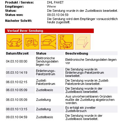dhltracking